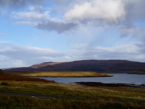Loch Erghallan