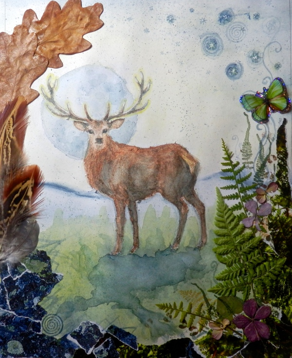 'Moon Stag'